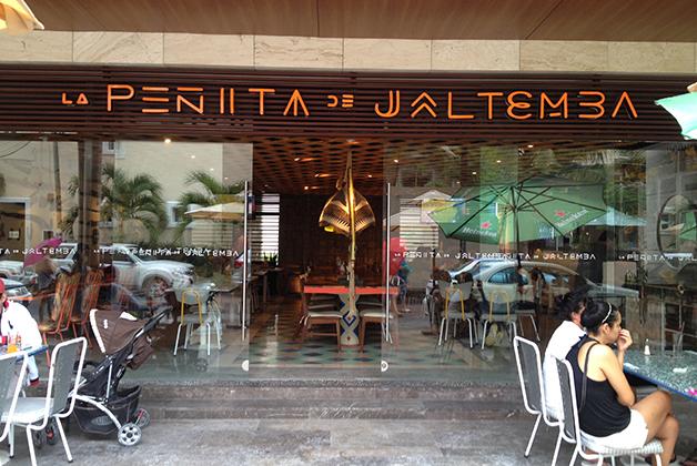 La Peñita de Jaltemba. Foto © Patrick Mreyen