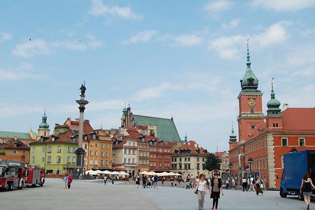 Varsovia, Polonia. Foto © Silvia Lucero