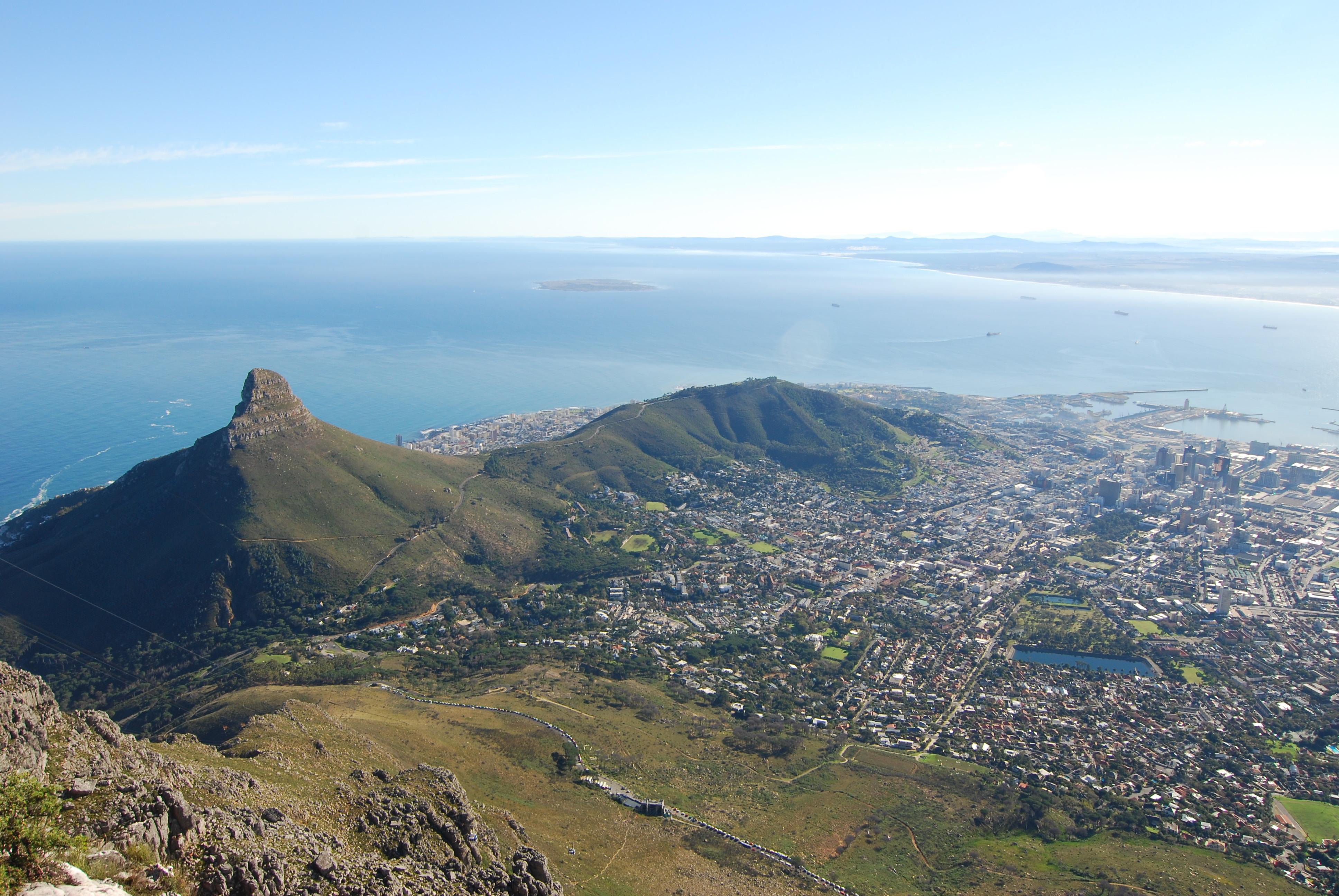 Cape Town, Sudáfrica. Foto © Patrick Mreyen