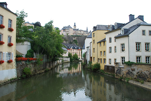 Luxemburgo. Foto © Patrick Mreyen