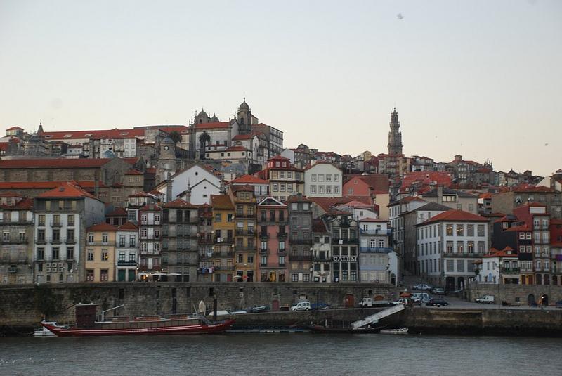 Oporto, Portugal. Foto © Patrick Mreyen