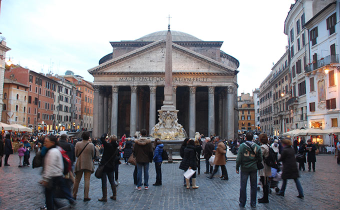 Roma. Foto © Patrick Mreyen