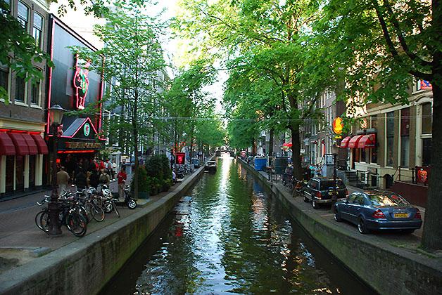 Amsterdam. Foto © Silvia Lucero