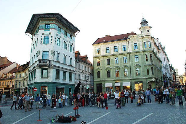 Liubliana, Eslovenia. Foto © Silvia Lucero