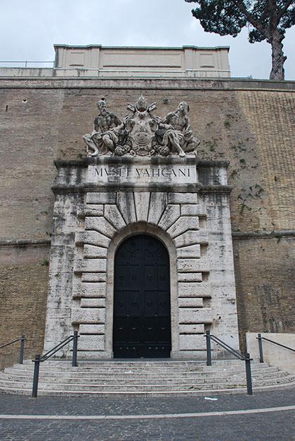 Museos del Vaticano. Foto © Patrick Mreyen