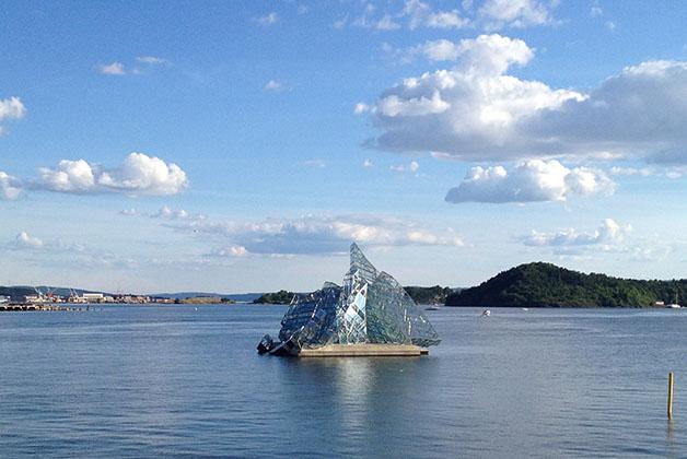 Oslo, Noruega. Foto © Silvia Lucero
