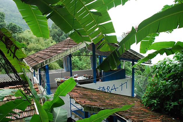 Escuela Para Ti, financiada con recursos obtenidos de Favela Tour. Foto © Patrick Mreyen