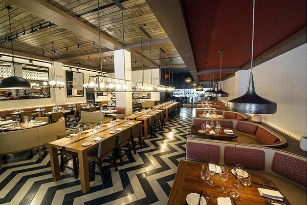 Manzanilla Spanish Brasserie NYC. Foto © Cortesía Dani García / Facebook