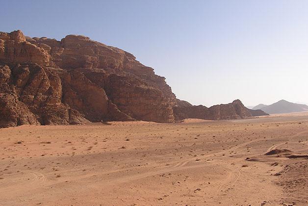 Desierto de Wadi Rum. Foto © Satur Casado