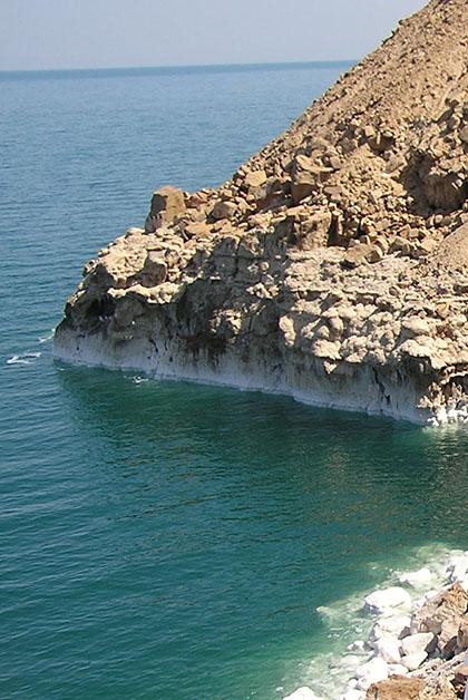 Mar Muerto. Foto © Satur Casado