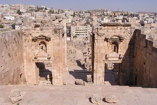 Jerash. Foto © Satur Casado