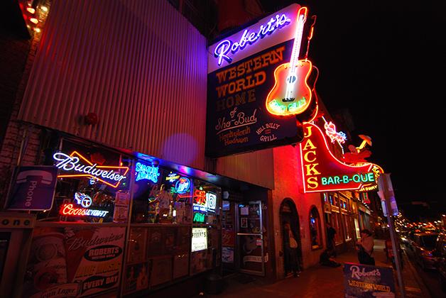 Nashville, Tennessee. Foto © Patrick Mreyen