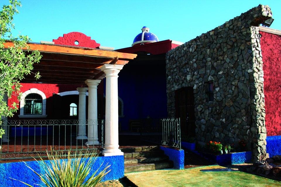 Casa La Sotolera. Foto © Cortesía de La Sotolera
