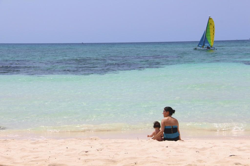 Riviera Maya. Foto © Vanessa Orozco, durante su estancia en el Hotel Esencia