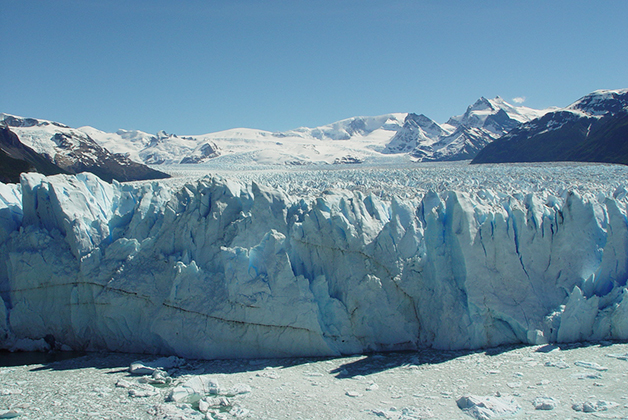 Glaciar Perito Moreno. Foto © Patrick Mreyen