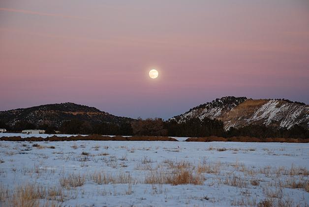 Algún lugar en la carretera de Utah, cerca de Zion National Park. Foto © Patrick Mreyen