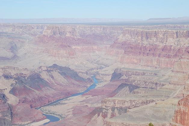 El Gran Cañón del Colorado. Foto © Patrick Mreyen