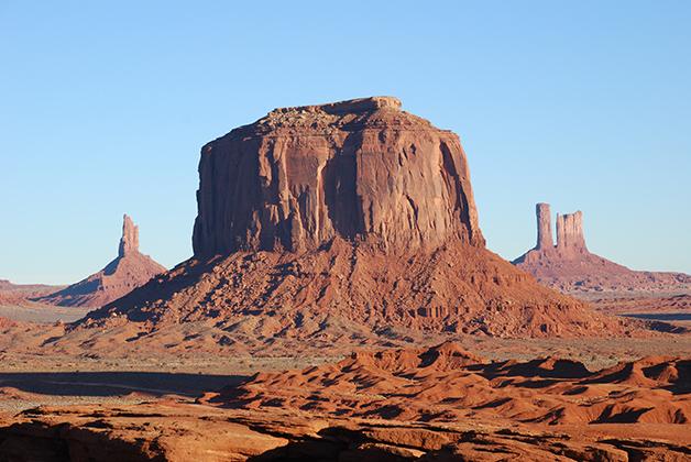 Valle de los Monumentos. Foto © Patrick Mreyen