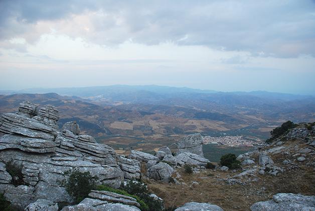 El paisaje desde uno de los miradores. Foto © Patrick Mreyen