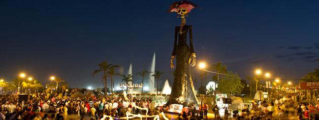 Festival La Catrina en Aguascalientes. Foto © página oficial de Turismo de Aguascalientes