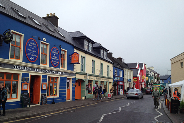 Dingle. Foto © Silvia Lucero