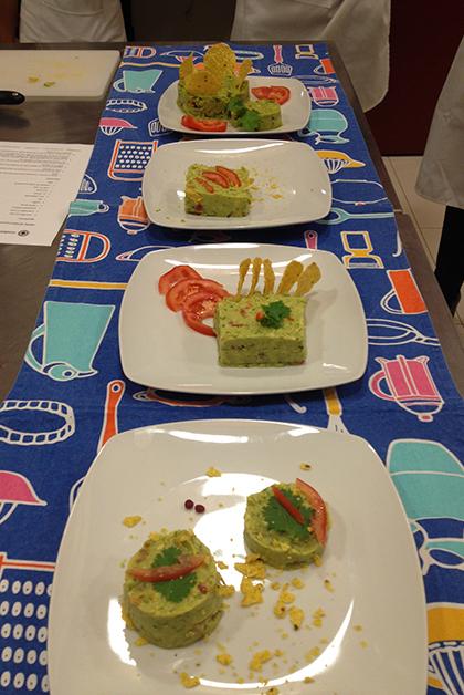 Concurso de guacamole. Foto © Silvia Lucero