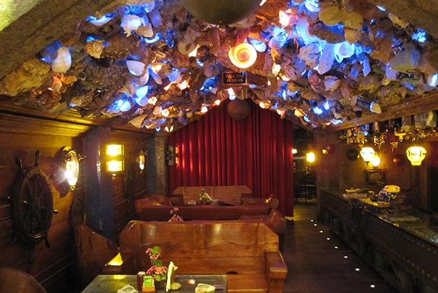 Restaurante Marius Crustaceos. Foto © Silvia Lucero