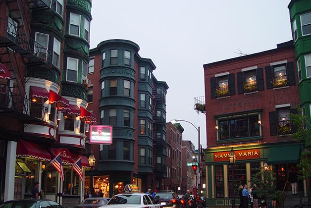Boston, Massachusetts. Foto © Patrick Mreyen