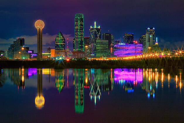 Dallas, Texas. Foto de Matt Pasant de la página oficial de turismo de Dallas.