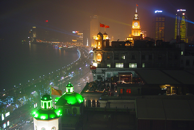 Shanghai. Foto © Patrick Mreyen