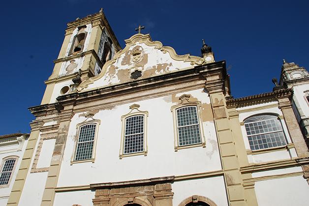 Convento do Carmen, ahora un lujoso hotel histórico. Foto © Patrick Mreyen