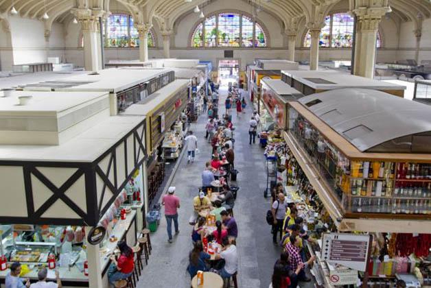Mercado Municipal. Foto de Jose Cordeiro