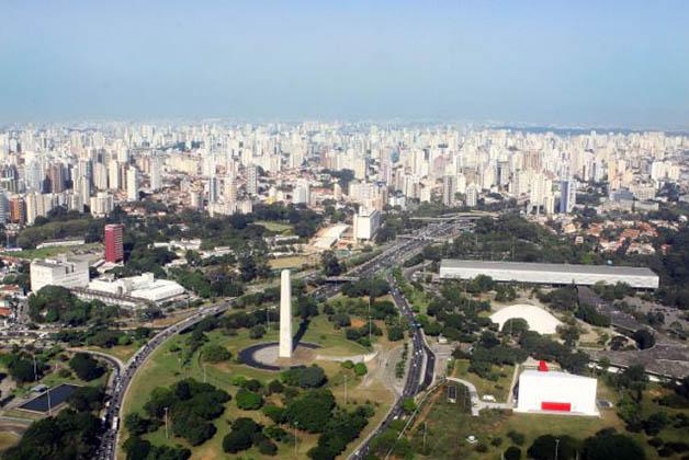 Parque Ibirapuera. Foto de Caio Pimenta/SPTuris