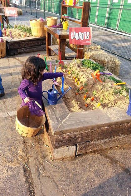 Una de las cosas más bonitas es que los niños pueden participar en actividades educativas. Foto © Vanessa Lucero
