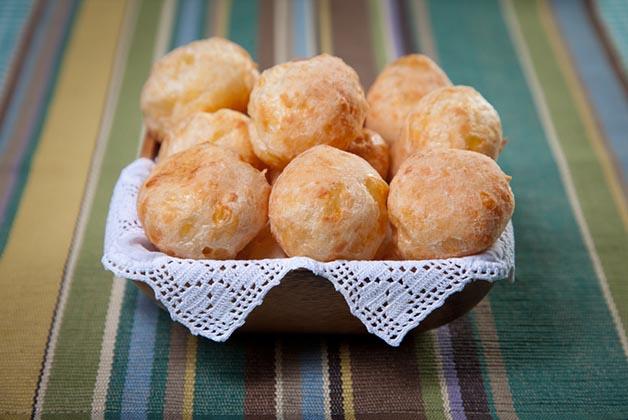 Pao que queijo. Foto de la página de Flickr de Visit Brasil