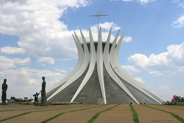 Catedral Metropolitana. Foto de Xenia