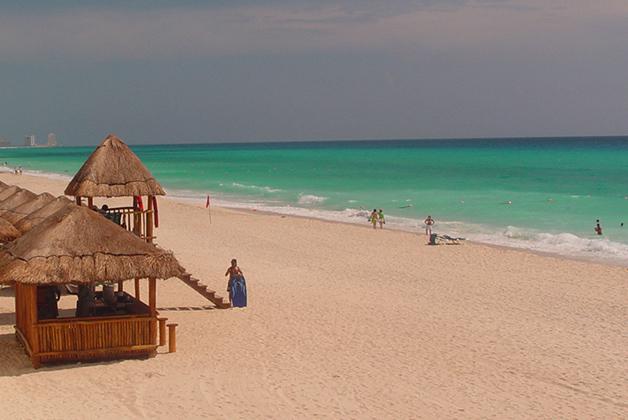 Cancún, Quintana Roo. Foto © Patrick Mreyen