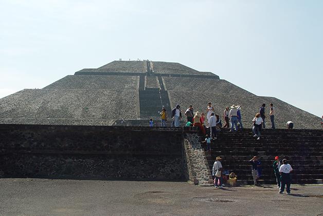 Teotihuacan. Foto © Patrick Mreyen