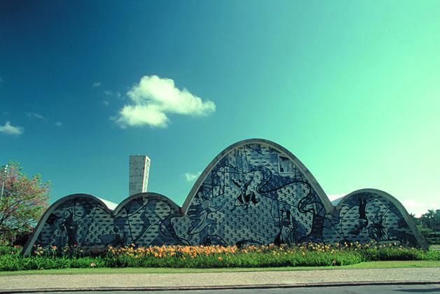 Iglesia de San Francisco de Asís. Foto de la página oficial del gobierno de Belo Horizonte