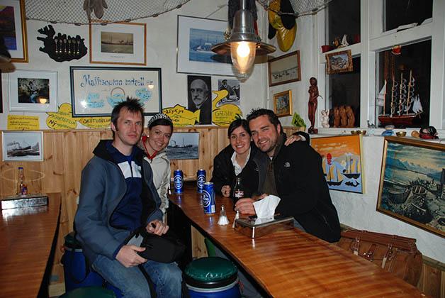 Viaje a Islandia, con esta pareja de amigos viajamos muy bien, ellos también viajan mucho por el mundo. Foto © Patrick Mreyen