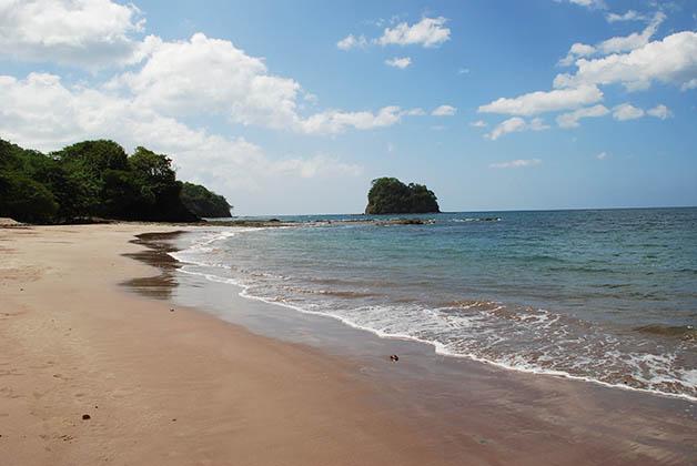 Playa Grande en el distrito de Tamarindo. Foto © Patrick Mreyen