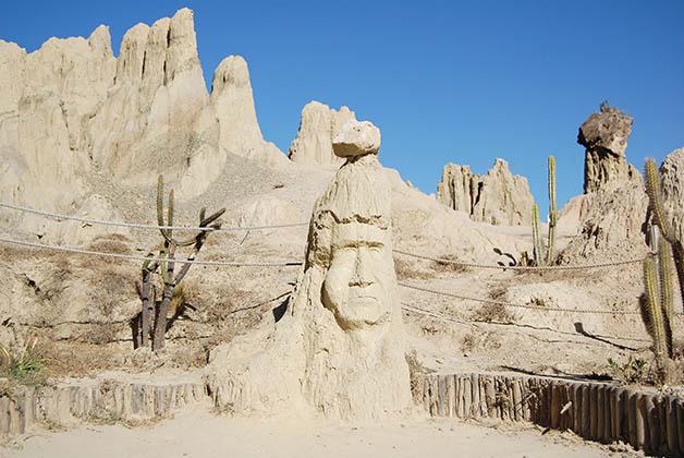 Un lugar que no te puedes perder si visitas La Paz. Foto © Silvia Lucero