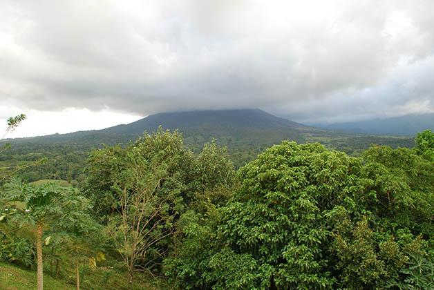 Volcán El Arenal. Foto © Patrick Mreyen