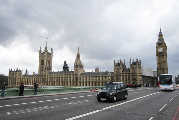 Londres es una ciudad elegante y cool, lo tiene todo, de mis favoritas. Foto © Patrick Mreyen