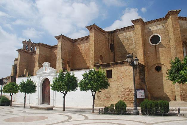 Monasterio de Santa Clara. Foto © Patrick Mreyen
