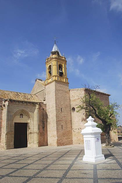 Iglesia de San Jorge. Foto © Patrick Mreyen