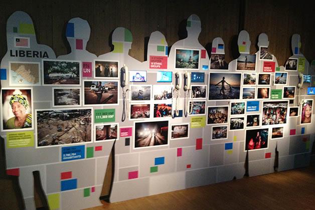 Las historias impresionantes de los ganadores del Nobel de la Paz. Foto © Silvia Lucero