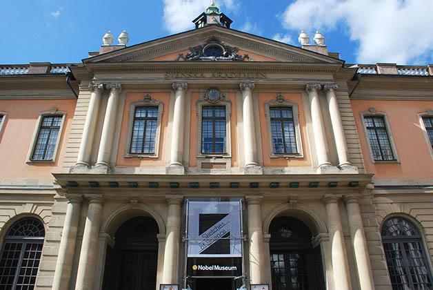 Museo Nobel en Estocolmo, Suecia. Foto © Patrick Mreyen
