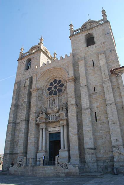 Catedral de Oporto. Foto © Patrick Mreyen
