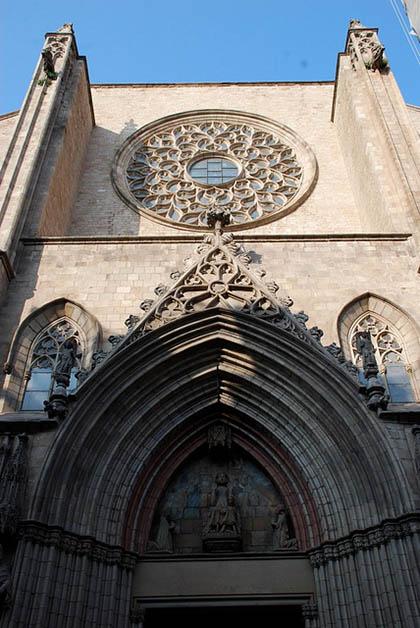 Exterior de la basílica. Foto © Silvia Lucero